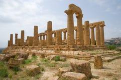Agrigento, Sicily, Włochy Zdjęcia Stock