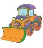 Agrimotor Ilustração Stock