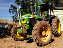 Agrimotor. Royalty Free Stock Photos