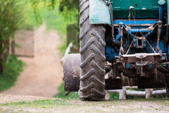 Agrimotor closeup Royalty Free Stock Photography