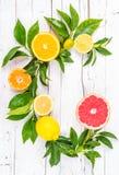 Agrios frescos imagen de archivo
