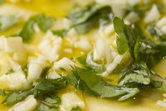 Agrios vegan chips Stock Image