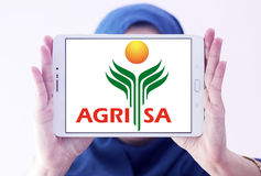 AgriSA agriculture company logo Royalty Free Stock Photography