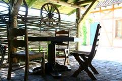 Agritouristic gospodarstwo rolne w Warmia i Masuria okręgu Zdjęcie Royalty Free