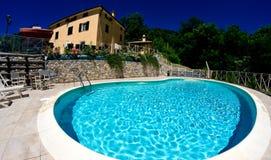 agriturismo Tuscany Fotografia Stock