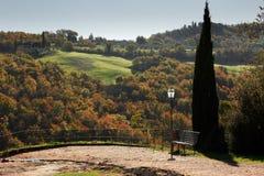 Agriturismo w Włochy Fotografia Stock
