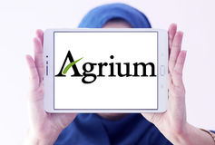 Agrium agriculture company logo Stock Photography