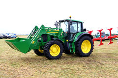 Agro Show Barzkowice 2009 - John Deer Royalty Free Stock Photos