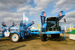 AGRO SHOW in Bednary Stock Image