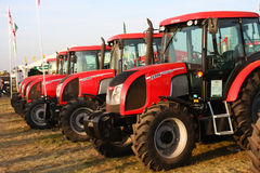 AGRO SHOW - ZETOR Expo royalty free stock images