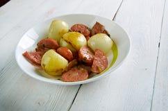 Agrodolce Italian cuisine Stock Photography