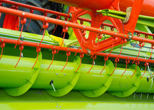 Agronomic machine Stock Image