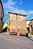 Agropoli Σαλέρνο Ιταλία στοκ φωτογραφία