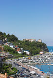 Agropoli Stock Photo