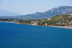 Agropoli Royalty Free Stock Images