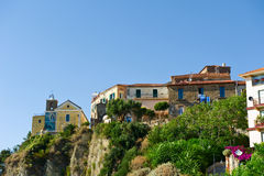 Agropoli Royalty Free Stock Image