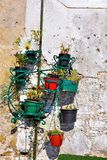 Agropoli Salerno Италия стоковая фотография rf