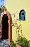 Agropoli Salerno Italia immagini stock
