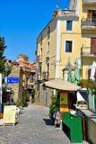 Agropoli Salerno Italien lizenzfreie stockfotografie