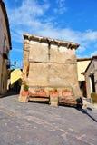 Agropoli Salerno Włochy fotografia stock