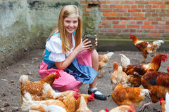 Agrotourism Stock Photography