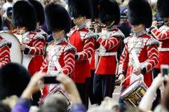 Agrupando-se a cor, Londres 2012 Imagem de Stock