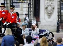 Agrupando-se a cor, Londres 2012 Imagens de Stock