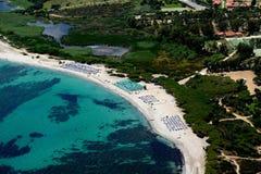 Agrustos plaża Zdjęcie Royalty Free