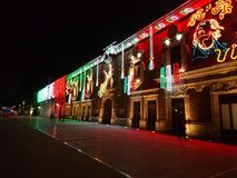 Ags Independencia de México royaltyfria foton