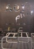 AGT plus meblarski akcesoria firmy budka Obrazy Royalty Free