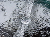 Agua #02 Foto de archivo