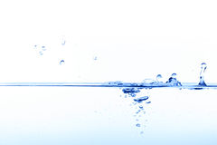 Agua Foto de archivo libre de regalías
