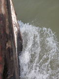 Agua Imagen de archivo libre de regalías