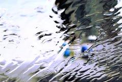 Agua abstracta Imagen de archivo