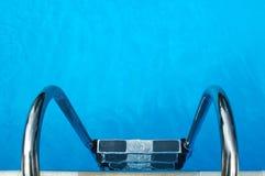 Agua azul Imágenes de archivo libres de regalías