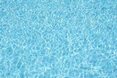 Agua azul fotografía de archivo