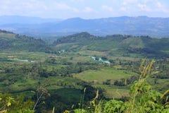 Agua Azul in Chiapas Stock Images