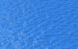 Agua azul clara Imagenes de archivo