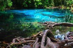 Agua azul en la piscina. Imágenes de archivo libres de regalías