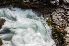 Agua blanca Fotografía de archivo libre de regalías