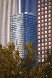 Agua Budynek i Aon Centrum Fotografia Stock