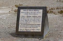Agua caliente geotérmica en Furnas en la isla del sao Miguel Fotografía de archivo