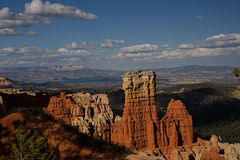 Agua Canyon B. Agua Canyon Overlook in Bryce Canyon National Park, Utah royalty free stock image