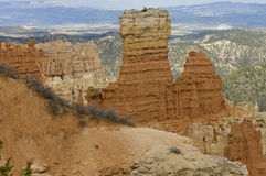 Agua Canyon in Bryce Canyon Royalty Free Stock Images