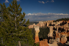 Agua Canyon C. Agua Canyon Overlook in Bryce Canyon National Park, Utah Royalty Free Stock Photo
