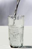 Agua chispeante Fotografía de archivo libre de regalías