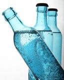 Agua chispeante Foto de archivo libre de regalías