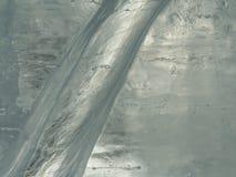 Agua congelada Fotografía de archivo libre de regalías