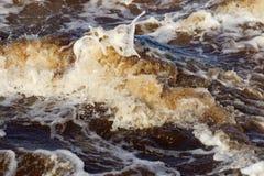 Agua congelada a tiempo 2 Foto de archivo libre de regalías
