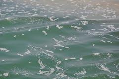 Agua contaminada Fotos de archivo